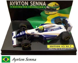 Minichamps - Williams FW16 Renault F1 1994 - 1/43