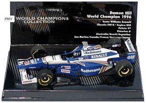 MInichamps - Williams FW 18 Renault F1 1996 - 1/43
