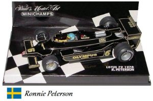Minichamps - Lotus 79 F1 1978 - 1/43