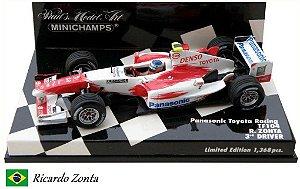 Minichamps - Toyota TF104 F1 2004 - 1/43