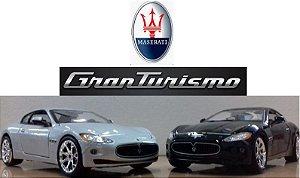 Burago - Maserati Gran Turismo 2008 - 1/24