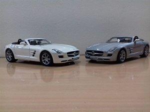 Maisto - Mercedes-Benz SLS AMG Roadster - 1/24