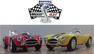 Maisto - 1965 Shelby Cobra 427 - 1/24