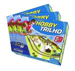"""FRATESCHI - HOBBY TRILHO CAIXA """"B"""" - 1/87"""