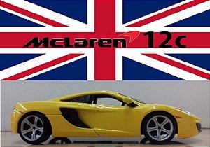 Burago - McLaren 12C- 1/24