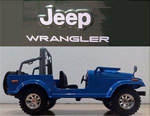Burago - Jeep Wrangler - 1/24