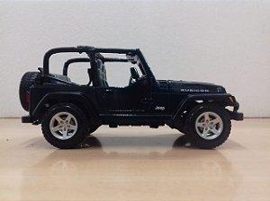 Maisto - Jeep Wrangler Rubicon - 1/24