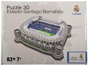 NanoStad/Del Prado - Santiago Bernabéu (Real Madrid CF) - 83 pçs.