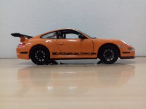 Welly - Porsche 911 GT3 RS - 1/24