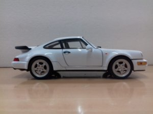 Welly - Porsche 911 Turbo 3.0 1974 - 1/24