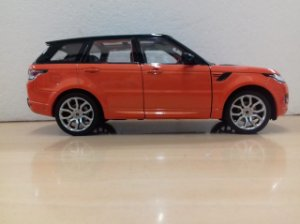 Welly - Range Rover Sport - 1/24
