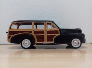 Welly - Chevrolet Woody Fleetmaster 1948 - 1/24