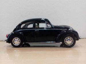 Welly - Volkswagen Fusca - 1/24