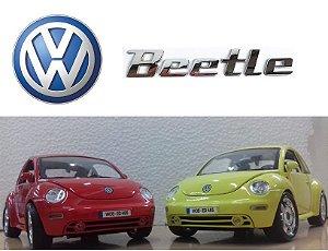 Burago - Volkswagen New Beetle - 1/18