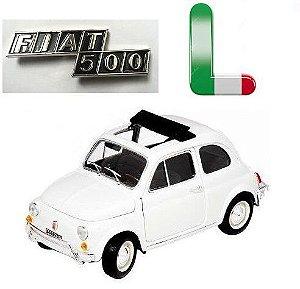 Burago - Fiat 500 L 1968 - 1/18