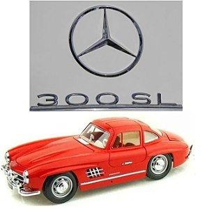 Burago - Mercedes-Benz 300 SL 1954 - 1/18