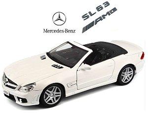 Maisto - Mercedes-Benz SL63 AMG - 1/18