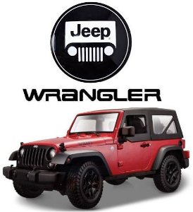 Maisto - Jeep Wrangler 2014 - 1/18