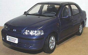 Checkmate - Fiat Siena - 1/18