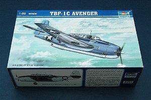 TRUMPETER - TBF-1C AVENGER - 1/32