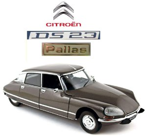 Norev - Citroën DS 23 Pallas - 1/18