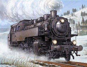 TRUMPETER - Dampflokomotive BR86 - 1/35