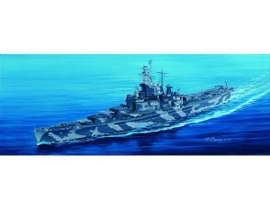 TRUMPETER - USS ALABAMA BB-60 - 1/350