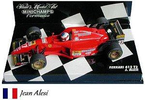 Minichamps - Ferrari 412 T2 F1 1995 - 1/43
