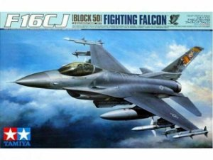 TAMIYA - F-16CJ (BLOCK 50) FIGHTING FALCON - 1/32