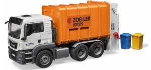 Bruder - Caminhão de Lixo MAN TGS - 1/16