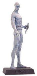 Eaglemoss - Homem de Gelo (Iceman) - Figura em Metal