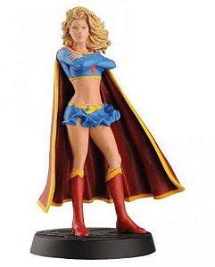 Eaglemoss - Supergirl - Figura em Metal