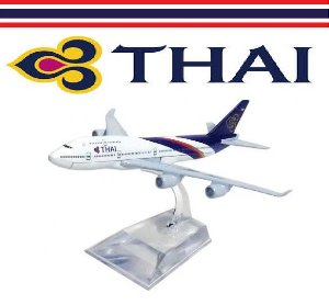 PPM Models - Boeing 747 - Thai