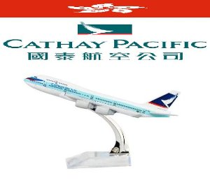 PPM Models - Boeing 747 - Cathay Pacific