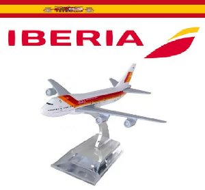 PPM Models - Boeing 747 - Iberia