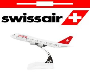 PPM Models - Boeing 747 - Swissair