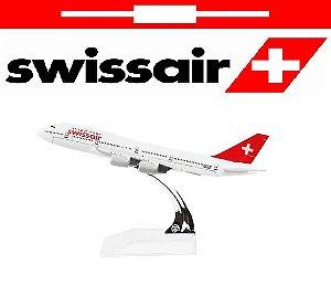 PPM Models - Boeing 747 - Swissair