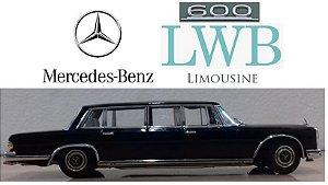 Auto Art - Mercedes-Benz Typ 600 LWB Limosine - 1/43