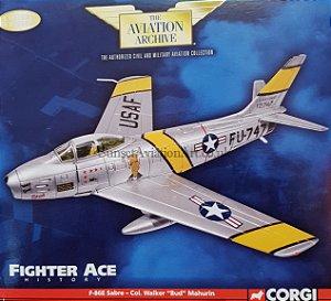 "Corgi - F-86E Sabre (Col. Walker ""Bud"" Mahurin) - 1/72"