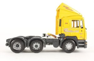 Corgi - ERF ECS Tractor Unit (Jack Richards & Son Ltd.) - 1/50