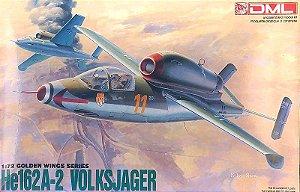 DRAGON - HEINKEL HE162A-2 VOLKSJAGER - 1/72