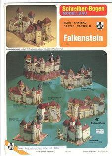 Schreiber-Bogen - Burg Falkenstein - 1/160