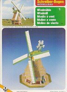 Schreiber-Bogen - Windmühle - 1/90