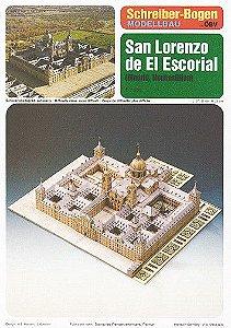 Schreiber-Bogen - San Lorenzo de El Escorial - 1/300
