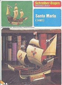 Schreiber-Bogen - Santa Maria (1492) - 1/90