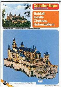 Schreiber-Bogen - Schloβ Hohenzollern - 1/125