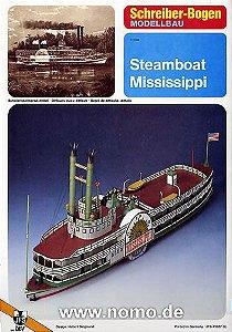 Schreiber-Bogen - Steamboat Mississippi - 1/100