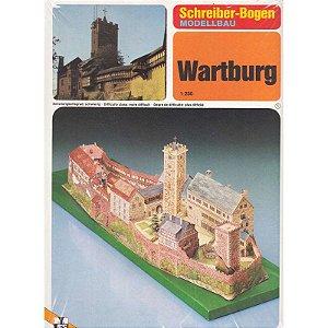 Schreiber-Bogen - Wartburg - 1/250