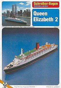 Schreiber-Bogen - Queen Elizabeth 2 - 1/400