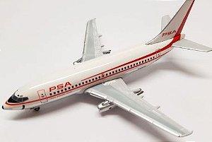 AERO CLASSICS - BOEING 737-200 PSA - 1/400